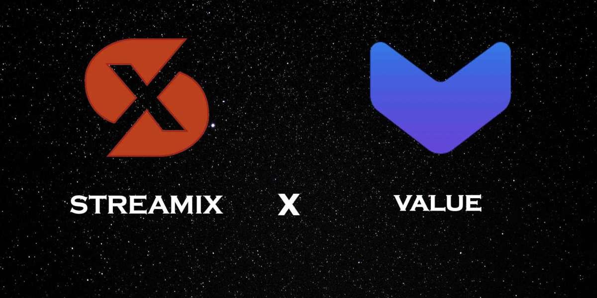 Streamix announces strategic partnership with Value DeFi