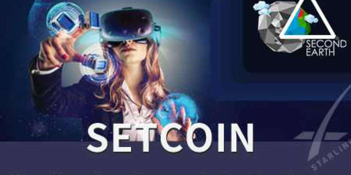 Virtual Reality Platform Using Allan Musk's StarLink Satellite (SETCOIN)